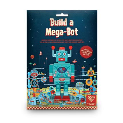 Toys & Games - Build a Mega-Bot - Image 1