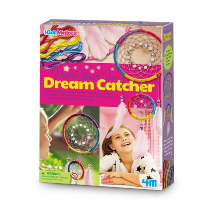 Toys & Games - Make Your Own Dream Catcher - Image 1