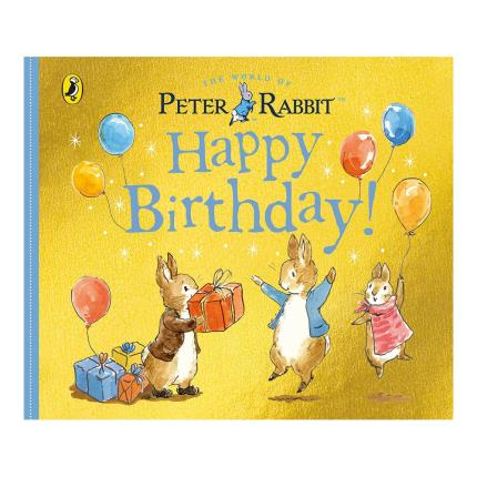 Toys & Games - Happy Birthday (A Peter Rabbit Tale) - Image 1