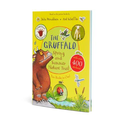 Toys & Games - Gruffalo Spring & Summer Nature Trail - Image 1