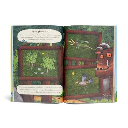 Toys & Games - Gruffalo Spring & Summer Nature Trail - Image 2