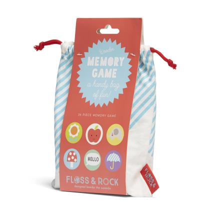 Toys & Games - Bag of Fun Memory Game - Image 1