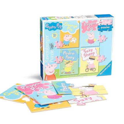 Toys & Games - Peppa Pig Puzzle - Image 1