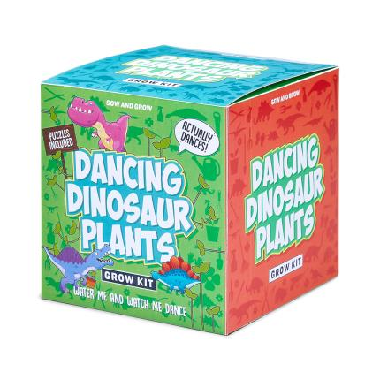 Toys & Games - Sow and Grow Dancing Dinosaur Plants Gift for Kids - Image 3