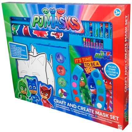 Toys & Games - PJ Masks Craft & Create Mask Set - Image 2