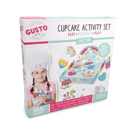 Toys & Games - Unicorn Cookie Activity Set - Image 1