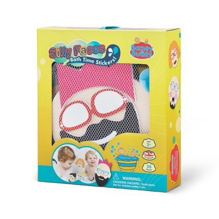 Toys & Games - Bath Stickers Silly Faces Gift for Kids - Image 3