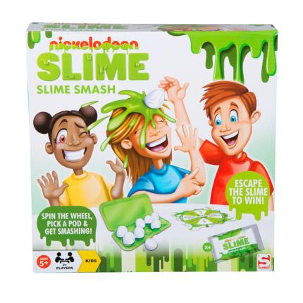 Toys & Games - Nickelodeon Slime Smash Game Gift for Kids - Image 1