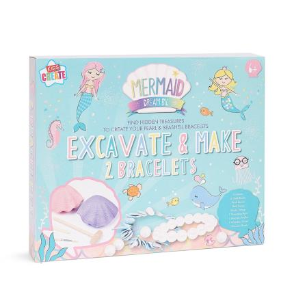 Toys & Games - Mermaid Excavate Bracelets Kit - Image 1