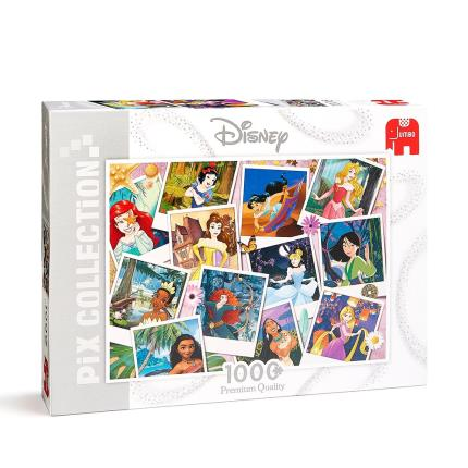Toys & Games - Disney Princess Jigsaw Puzzles - Image 1