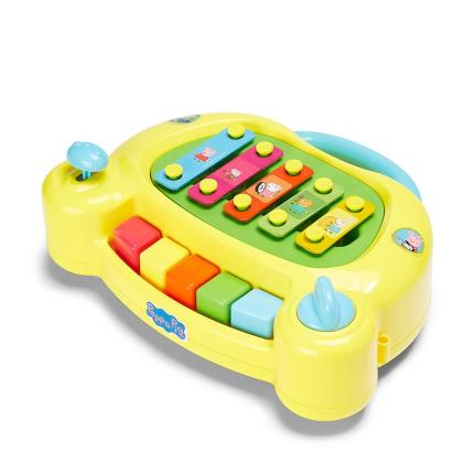 Toys & Games - Peppa Pig My First Piano - Image 1