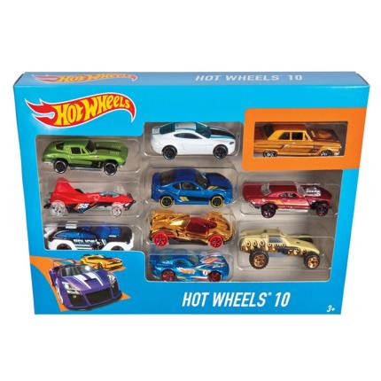 Toys & Games - Hot Wheels Car Pack - Image 1