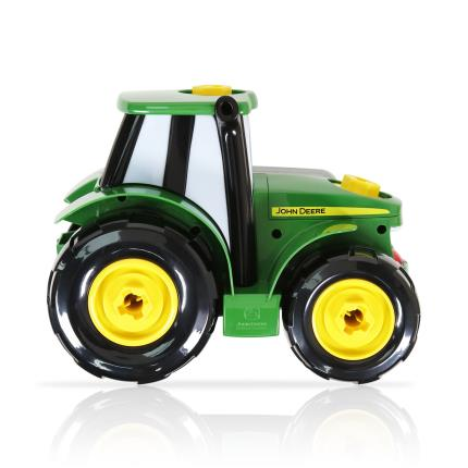 Toys & Games - Build-a-Johnny Tractor - Image 1