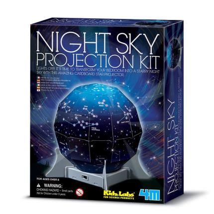 Toys & Games - Night Sky Projection Kit - Image 1