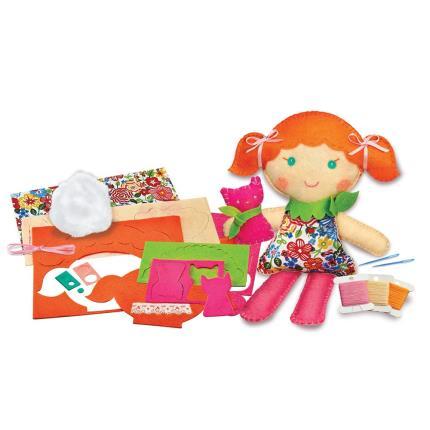 Toys & Games - Stitch a Doll Kit & Pet Kitty - Image 3