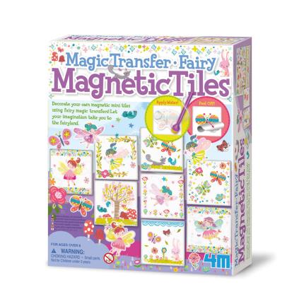 Toys & Games - Fairy Magnetic Tiles - Image 1