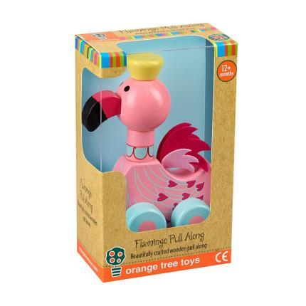 Toys & Games - Flamingo Pull Along - Image 3