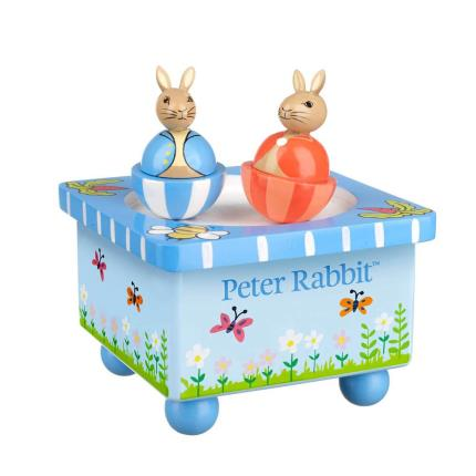 Toys & Games - Peter Rabbit Music Box - Image 2