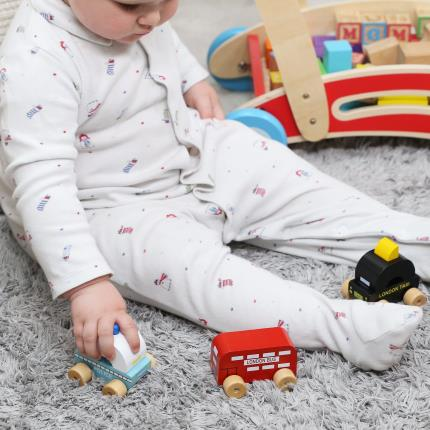 Toys & Games - London Vehicle Set - Image 2