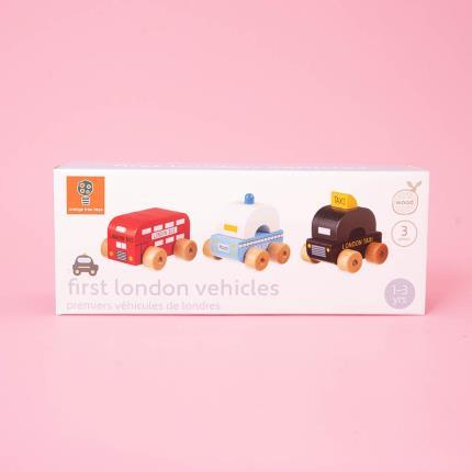 Toys & Games - London Vehicle Set - Image 3