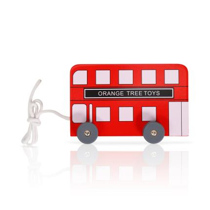 Toys & Games - London Bus Pull Along - Image 1