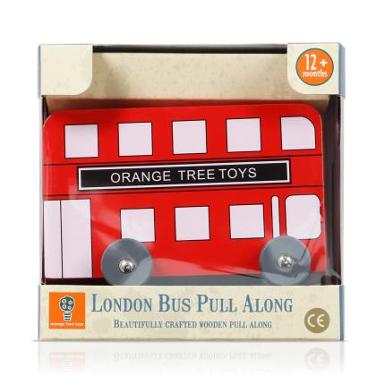 Toys & Games - London Bus Pull Along - Image 2