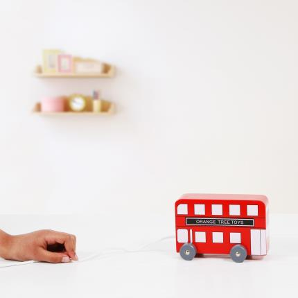 Toys & Games - London Bus Pull Along - Image 3