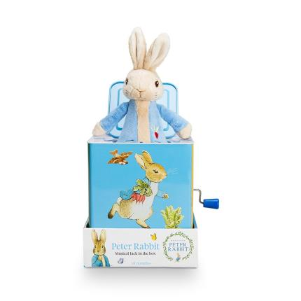 Toys & Games - Peter Rabbit Jack in a Box - Image 1