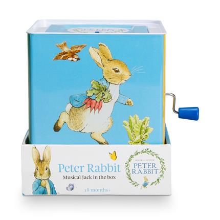 Toys & Games - Peter Rabbit Jack in a Box - Image 2