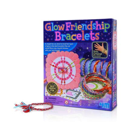 Toys & Games - Glow Friendship Bracelets - Image 1