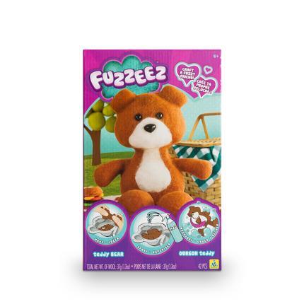 Toys & Games - Fuzzeez Bear - WAS £15 NOW 10 - Image 2