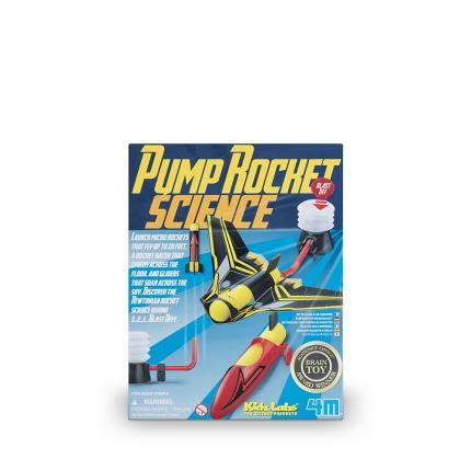 Toys & Games - Pump Rocket Science - Image 1