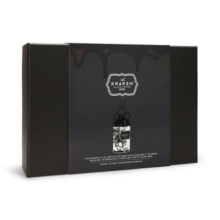 Alcohol Gifts - Kraken Black Spiced Rum Gift Set - Image 2