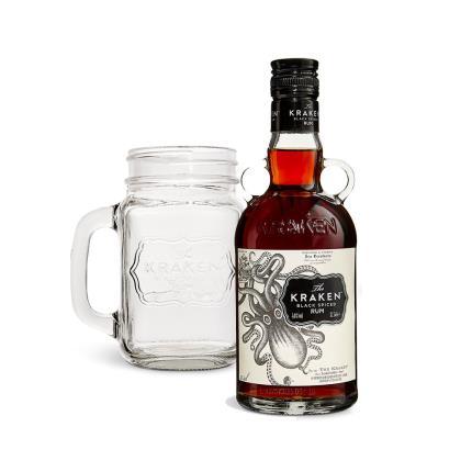 Alcohol Gifts - Kraken Black Spiced Rum Gift Set - Image 7