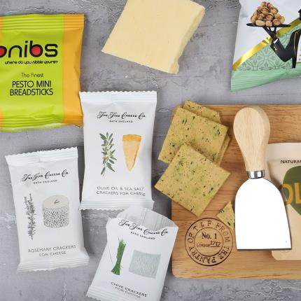 Letterbox Gifts - Cheese Lover Letterbox Gift - Image 3
