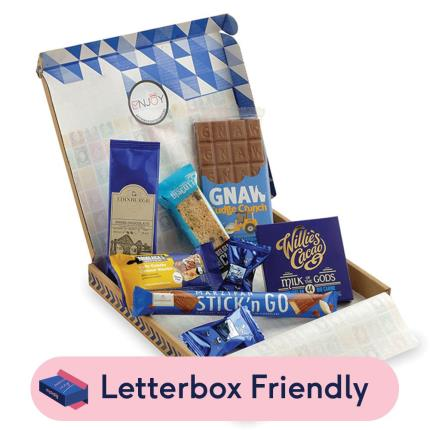 Letterbox Gifts - Chocolate Lover Letterbox Gift - Image 1