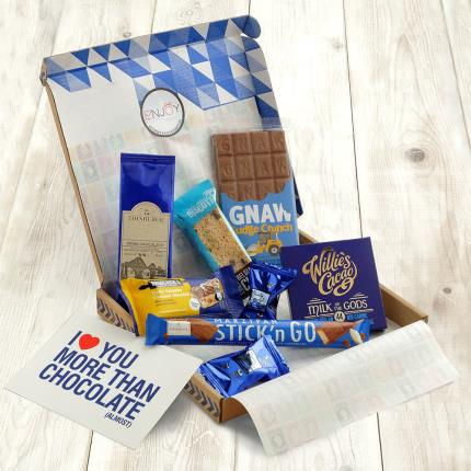 Letterbox Gifts - Chocolate Lover Letterbox Gift - Image 3