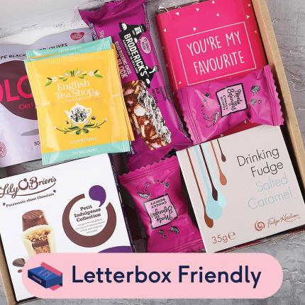 Letterbox Gifts - Girlie Letterbox Gift - Image 1