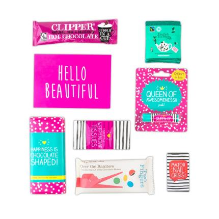 Letterbox Gifts - Pamper Hamper Letterbox Gift - Image 3