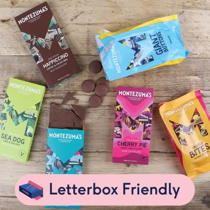 Letterbox Gifts - Montezuma's Exclusive Letterbox Gift - Image 1