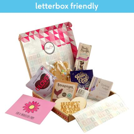 Letterbox Gifts - Sweets & Treats Mother's Day Letterbox Gift - Image 1