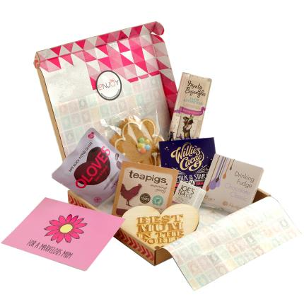 Letterbox Gifts - Sweets & Treats Mother's Day Letterbox Gift - Image 2