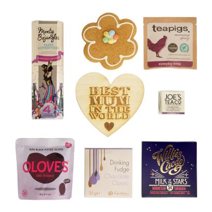 Letterbox Gifts - Sweets & Treats Mother's Day Letterbox Gift - Image 3