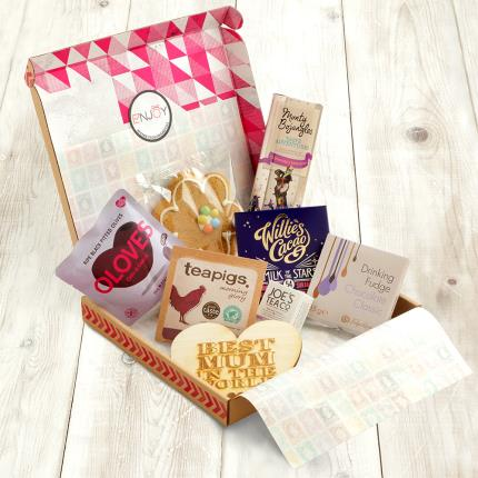 Letterbox Gifts - Sweets & Treats Mother's Day Letterbox Gift - Image 4