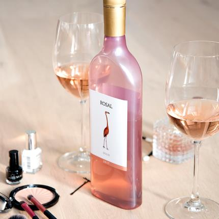 Letterbox Gifts - Letterbox Rose Wine - Image 2