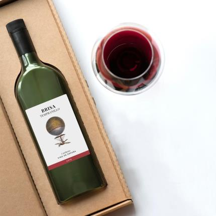 Letterbox Gifts - Letterbox Wine Chilean Merlot - Image 3