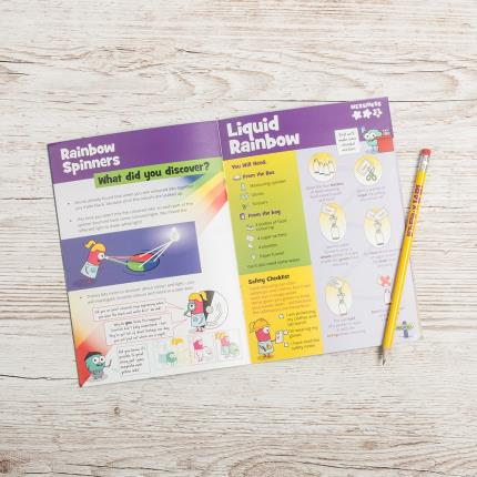 Letterbox Gifts - Letterbox Lab Marvellous Mixtures Science Experiments Box - Image 5