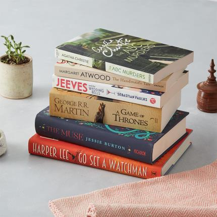Letterbox Gifts - The Willoughby Book Club 3-Month Book Subscription Gift - Image 2