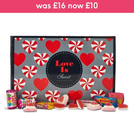 Letterbox Gifts - Sweets in the City Love Letterbox Gift - Image 1
