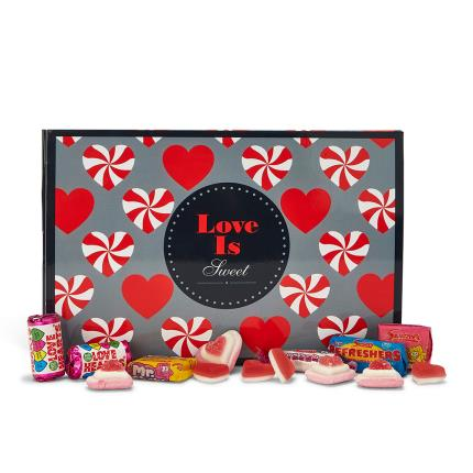 Letterbox Gifts - Sweets in the City Love Letterbox Gift - Image 2
